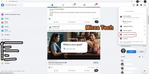 facebook dark mode chrome